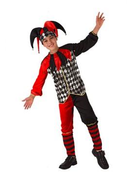 Disfraz de Arlequín para niños