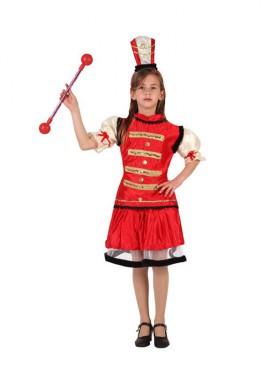 Disfraz de Domadora para niñas de 5 a 6 años