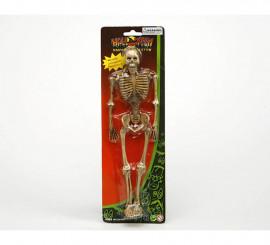 Esqueleto articulado para decoración de Halloween