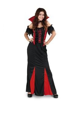 Disfraz de Señora Vampiresa para Halloween