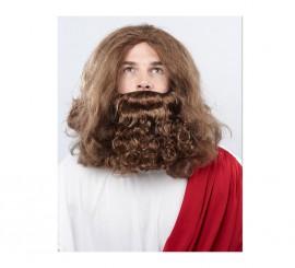 Peluca y barba de San José