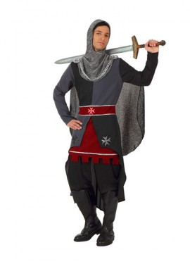 Disfraz de Caballero Medieval para hombres