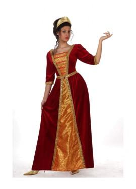Disfraz Princesa Medieval para mujeres