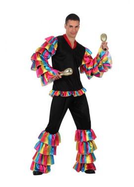 Déguisement Danseur Rumba pour homme taille M-L