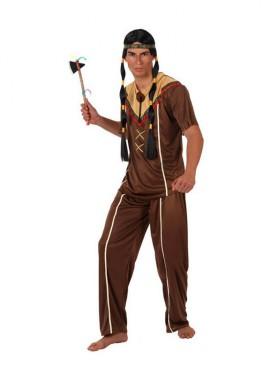 Disfraz de Indio para hombre de la talla M-L