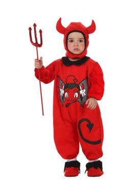 Disfraz de Demonia para bebé niñas
