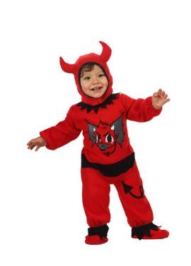 Disfraz de Demonio para bebés