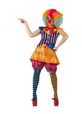 Déguisement de Clown pour Femme plusieurs tailles