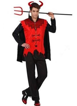 Disfraz de Demonio Malvado para hombre