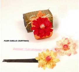 Flor cuello surtidas para Despedidas de Soltero/a