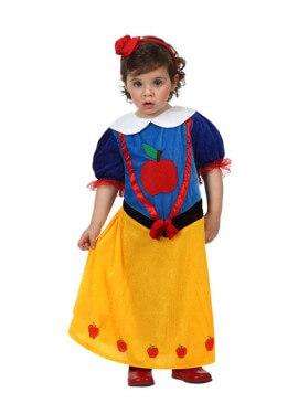 Disfraz de Princesa de las Nieves para bebés