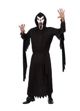 Disfraz de Fantasma Encapuchado hombre talla M-L