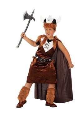 Déguisement Garçon Viking pour enfants