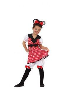 Disfraz de Ratita para niñas