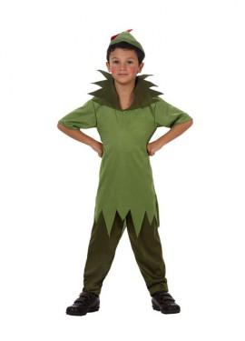 Disfraz de Ladrón de los Bosques para niños