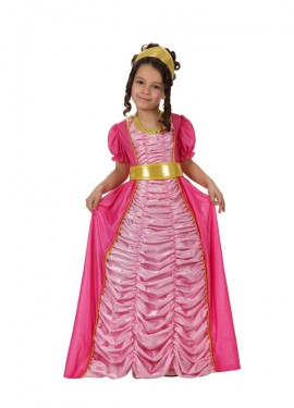 Disfraz de Princesa Lujo para niñas