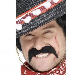 Bigote Bandido Mexicano para hombre