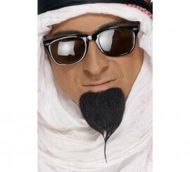 Barba de Árabe color Negro