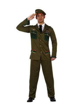 Disfraz de Militar para hombre