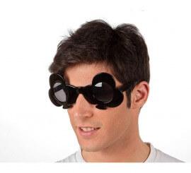 Gafas de Sol de Tréboles negras