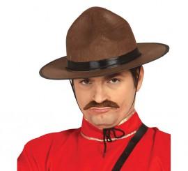 Sombrero Policía Montada de Canadá