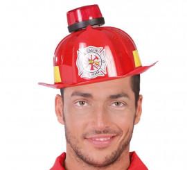 Casque de Sapeur Pompier avec effet sonores et lumière