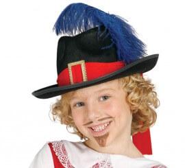 Gorros y Sombreros de Mosqueteros · ¡Diferentes Modelos! cd2a0f34e28a