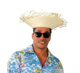 Sombrero de Espantapájaros, Granjero o Playero