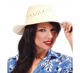Sombrero verano de Paja