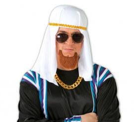Tocado Árabe de tela
