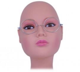 Gafas metálicas redondas