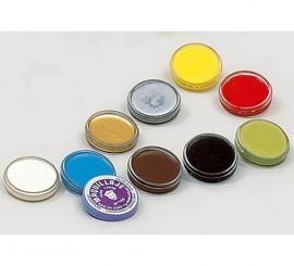Maquillaje en crema para fondo en color marrón de 4 gr.