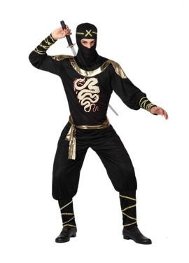 Déguisement Ninja Dragon pour homme plusieurs tailles