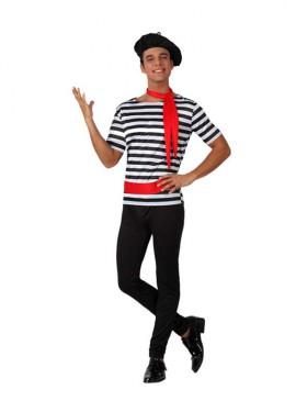Disfraz de Francés para hombre