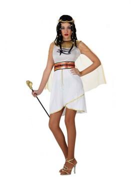 Disfraz de Egipcia ojo de Ra para mujer