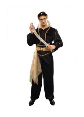 Disfraz Sultán del Desierto para hombre talla M-L