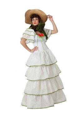 Disfraz de Dama Sureña para mujer