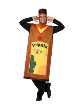 Disfraz de Botella de Tequila para adultos
