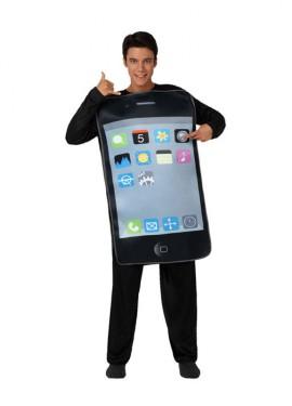 Disfraz de Teléfono Móvil para adultos