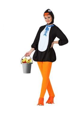 Déguisement de Pingouin pour Femme plusieurs tailles