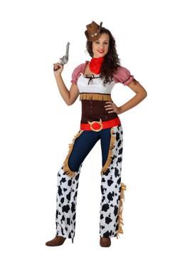 Déguisement de Cowgirl pour Femme plusieurs tailles