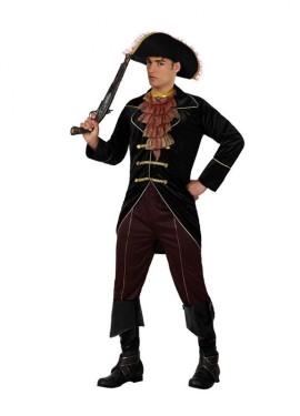 Déguisement de Pirate Élégant pour homme taille M-L