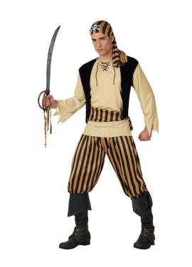 Déguisement de Pirate Tête de Mort pour homme plusieurs tailles