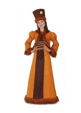Disfraz de Rusa para niñas