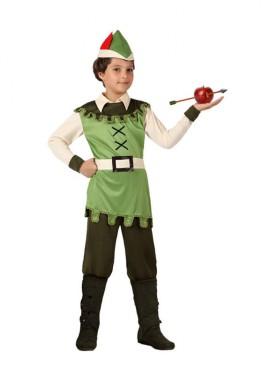 Disfraz Chico del Bosque para niños