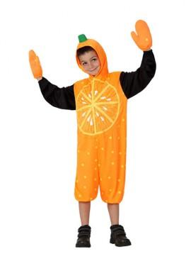 Déguisement d'Orange pour enfants plusieurs tailles