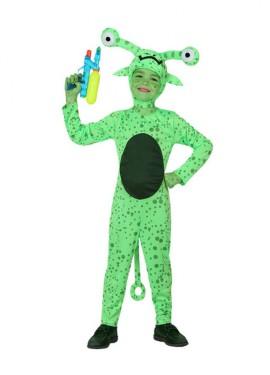 Disfraz de Extraterrestre para niños
