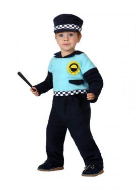 Disfraz para bebés de Policía
