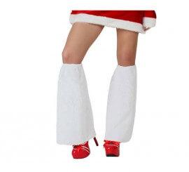 Campanas blancas de Mamá Noel