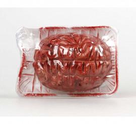 Bandeja con Cerebro Sangriento de 16x12 cm